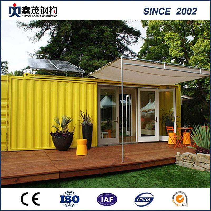 Prefab Flatpack Container House for Residential Living House