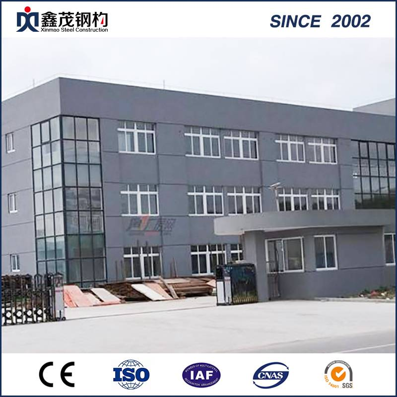 Prefab Office Building Education Building with Steel Material