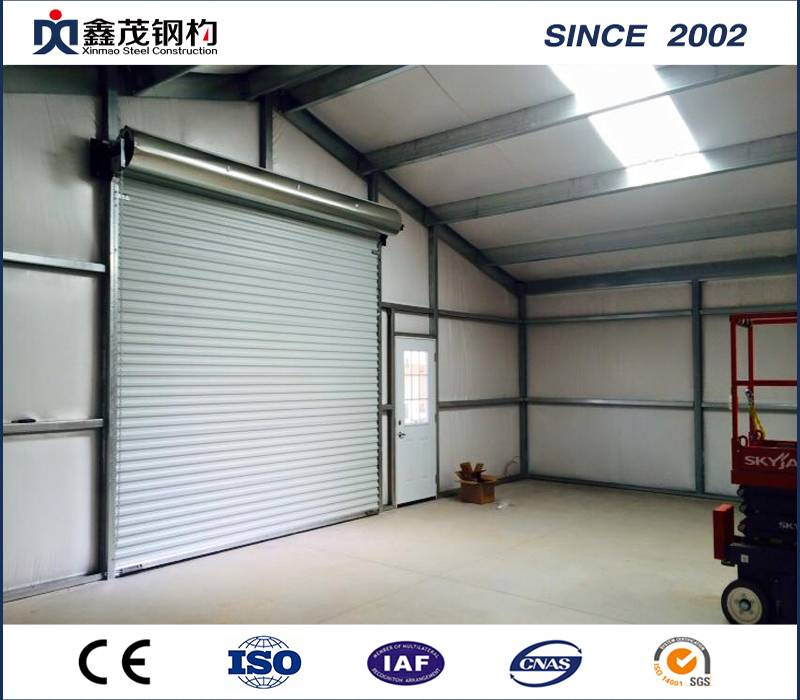 Prefabricated Steel Structure Building alang sa Car Parking