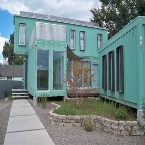 Prefab Mobile Cabinet Container House with Kitchen Toilet