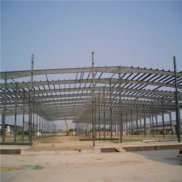 Quick Installed Prefab Steel Structure Construction