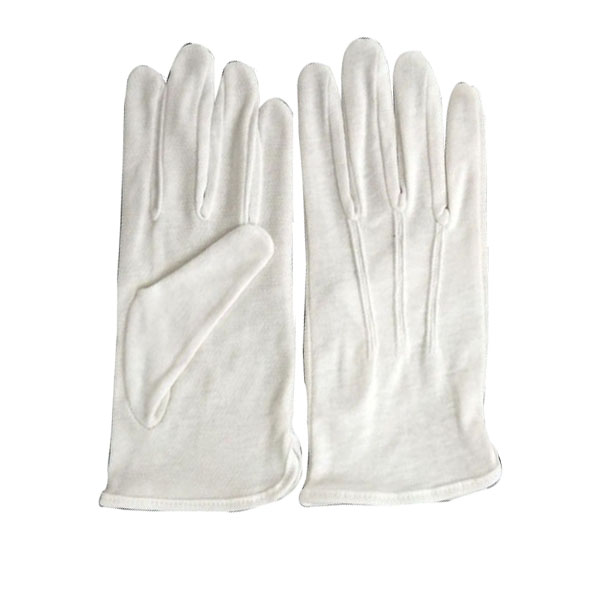 Hot Sale safe work warm Cotton Gloves Item No.: HMD-2020W Featured Image