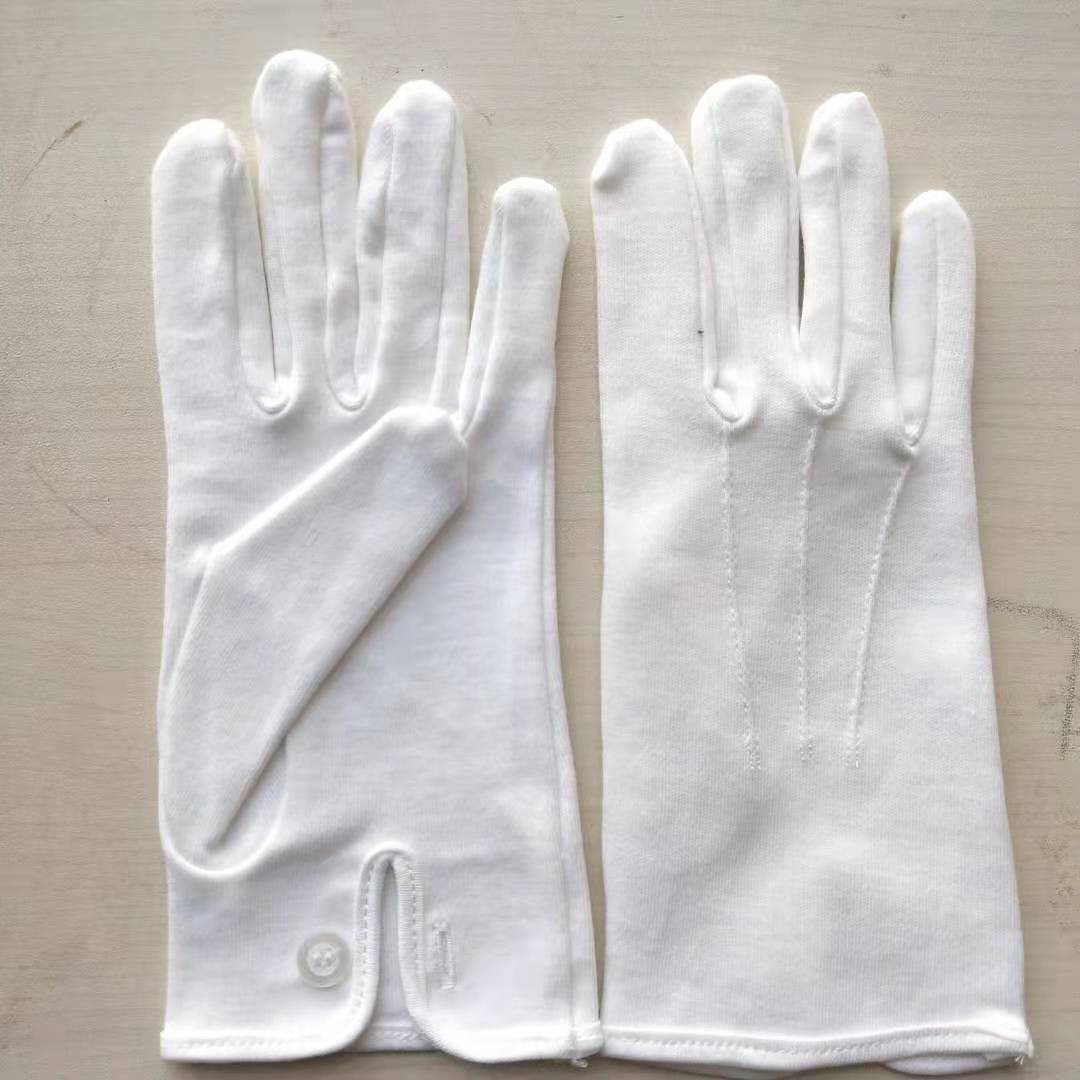 Cotton Mens Interlock Gloves With Elastic Cuf Featured Image