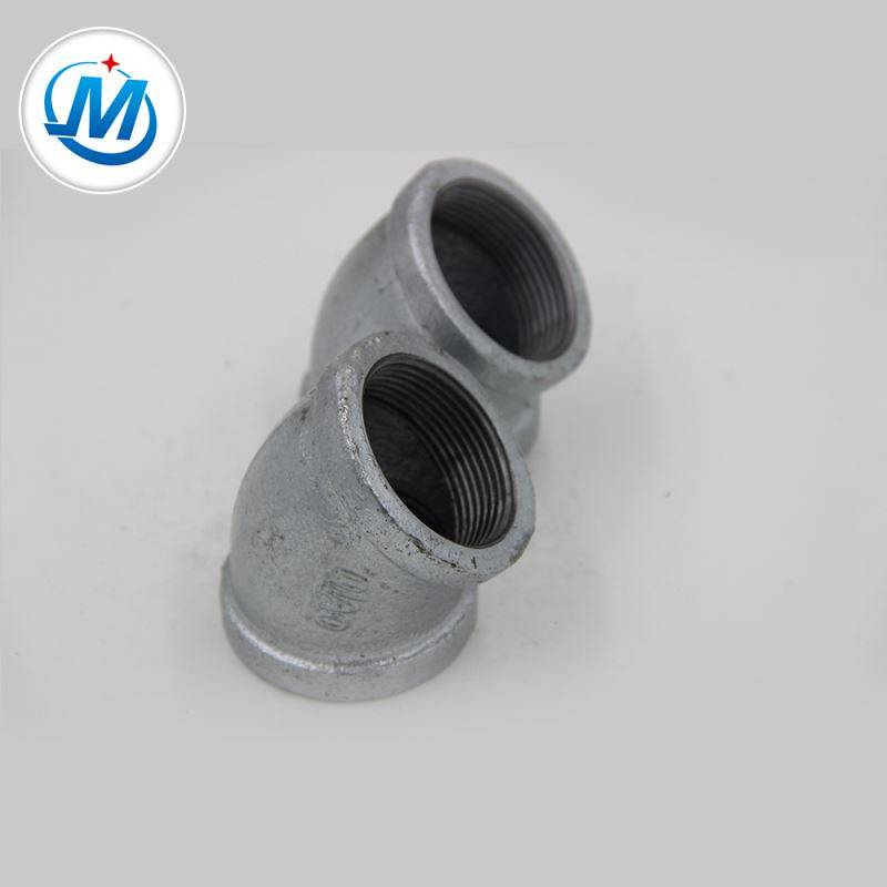 Have Almost 300 Retail Shop, QXM,QIAO,CWD Company Supply 45 Degree Elbow Fitting