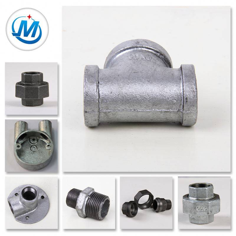 Direct From Factory Passed ISO 9001 Test Water Supply Casting Pipe Fittings