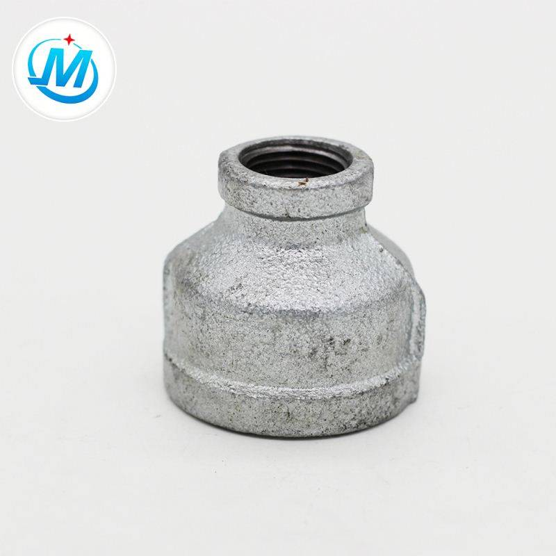 Banded Galvanized Reducing Socket