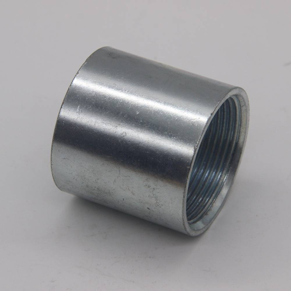 Female Threads Steel Coupling