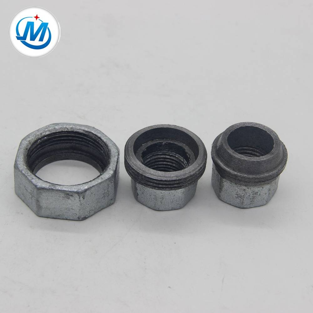 Factory Cheap Galvanized Steel Fittings For Fume Exhuast Sytem -