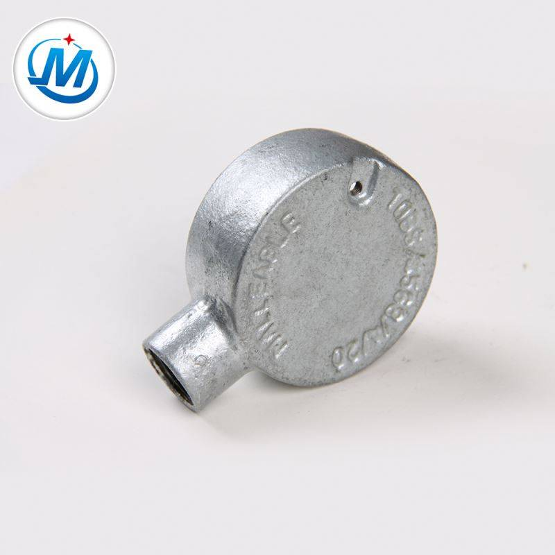 Water Connect Malleable Iron Junction Box For Professional Enterprise