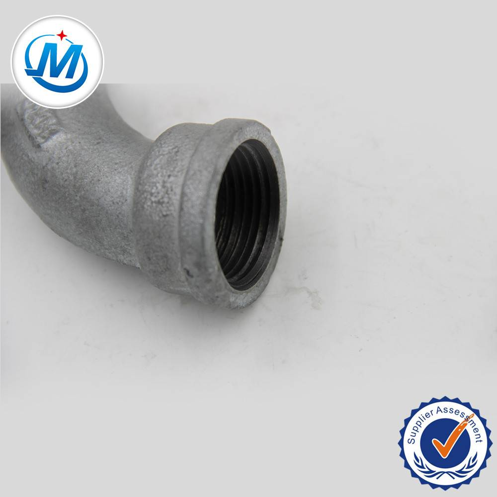 QIAO brand plain malleable iron pipe fifting