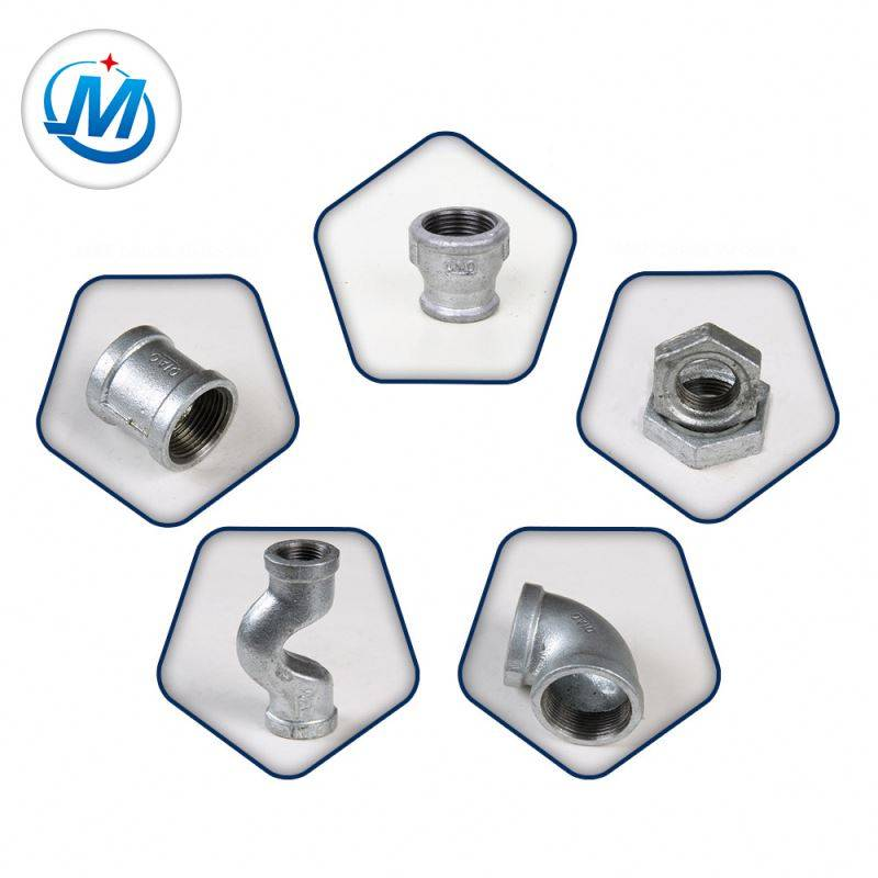 Convey Water Malleable Iron g.i. Pipe Fittings