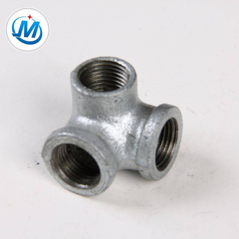 China Gold Supplier for Npt 150lbs 300lbs Malleable Iron Pipe Fittings -