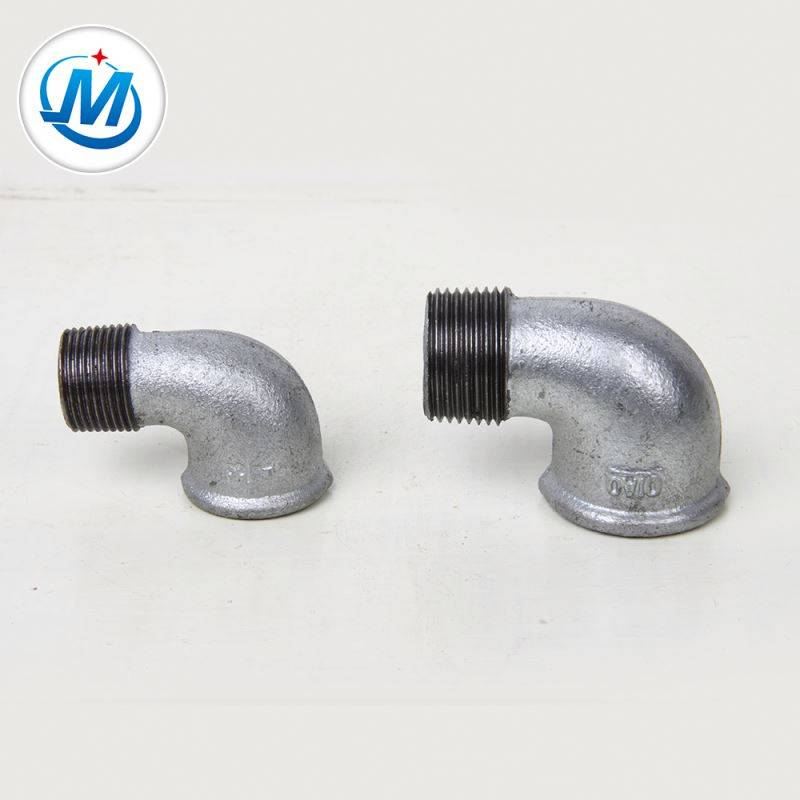 High Quality And Durable Malleable Pipe Fitting M/F Street Elbow