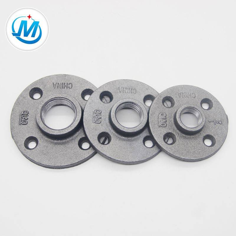 asme industry metal cast iron flange