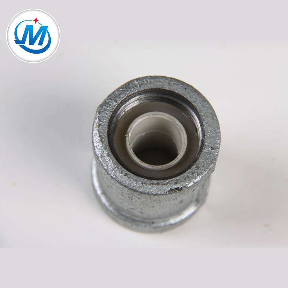 "QIAO Brand 3/8""NPT Electrical Galvanized Lining Plastic Socket"