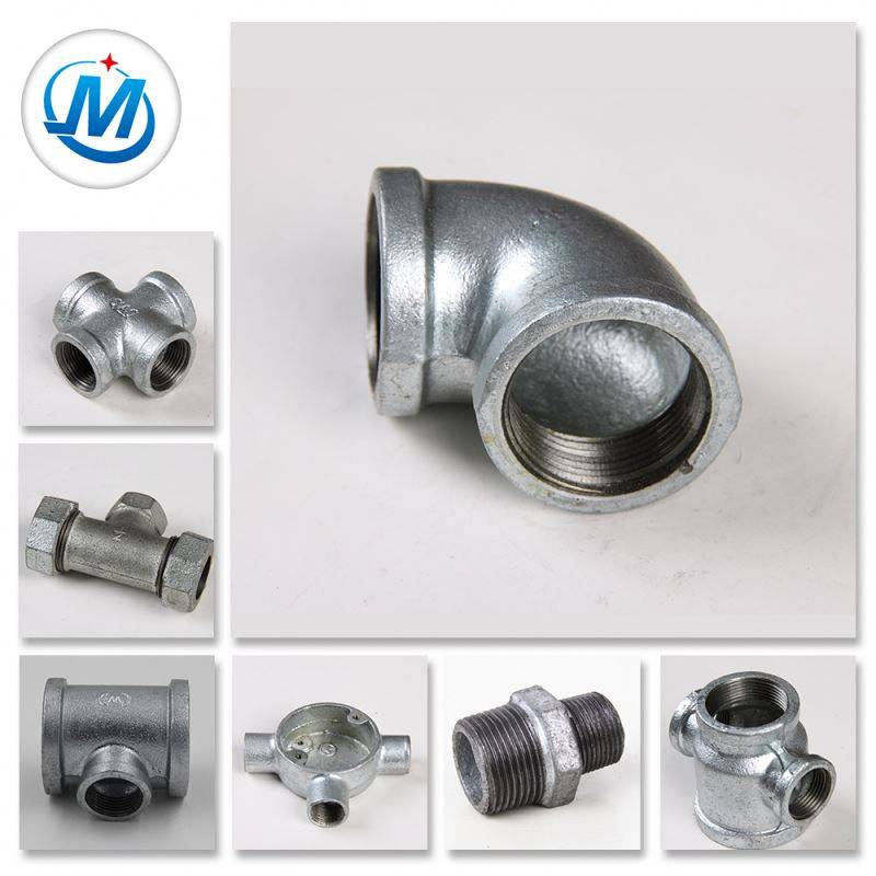 Building Hardware Plumbing Hot Dipped Galv. m.i Pipe Fitting