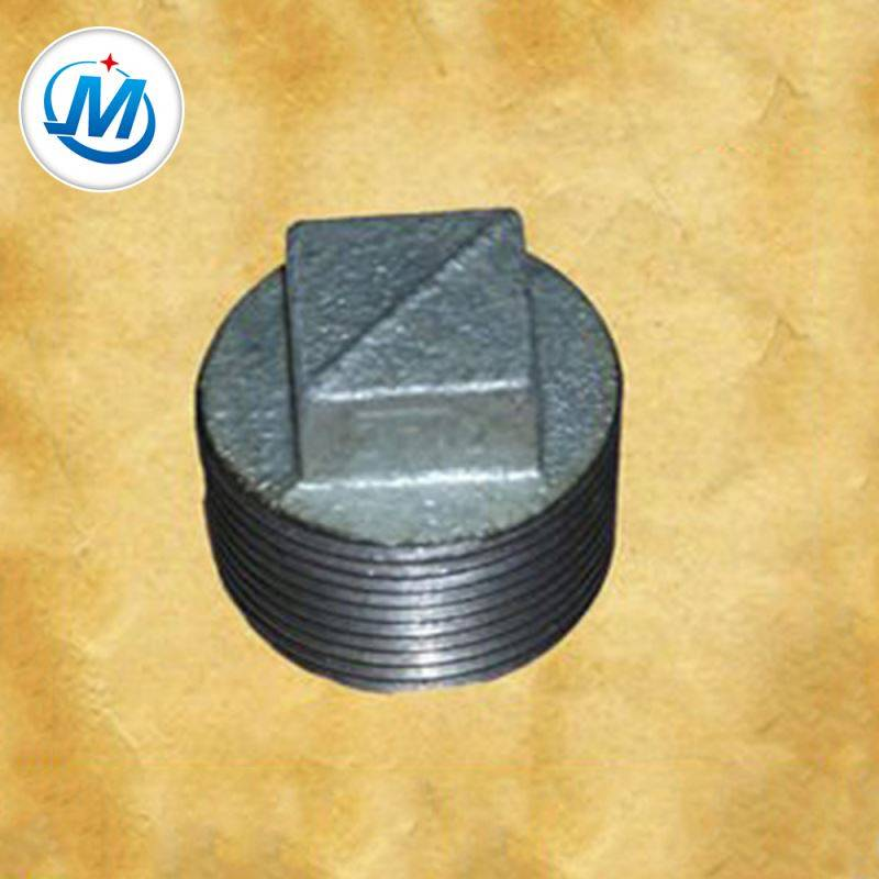 Professional Enterprise For Air Connect As Media Plain Type Gi Pipe Fitting Plugs