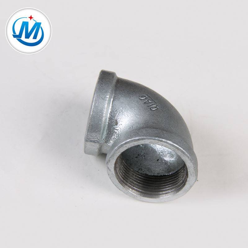 Use for Convey Water, Oil, Gas, Steam, 90 Degree Pipe Fitting Elbow