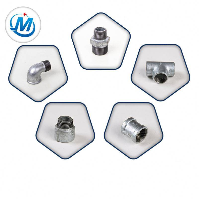 Best Quality Plumbing Connectors GI Cast Iron Pipe Fittings