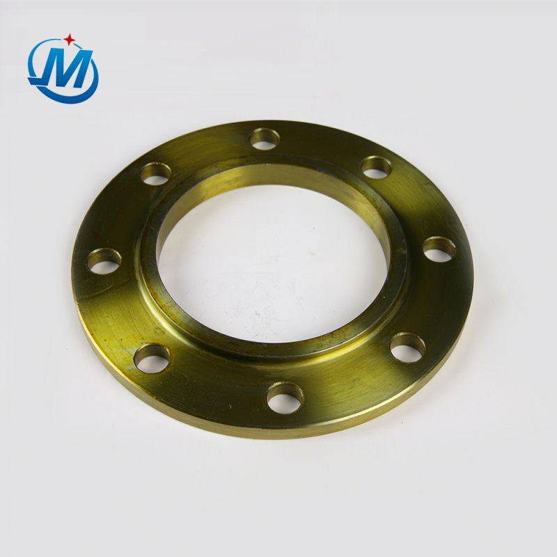 China Exporter Galvanized Pipe Flange 20mm