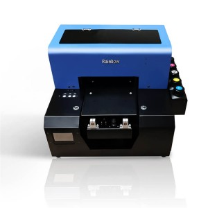 RB-2129 A4 UV Flatbed Printer Machine