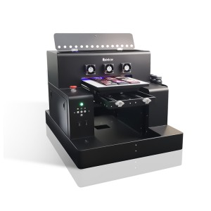 Personlized Products Led Flatbed Uv Printer -
