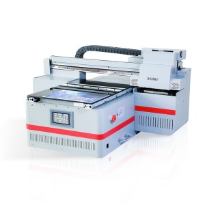 Reasonable price Small Format Uv Flatbed Printer -