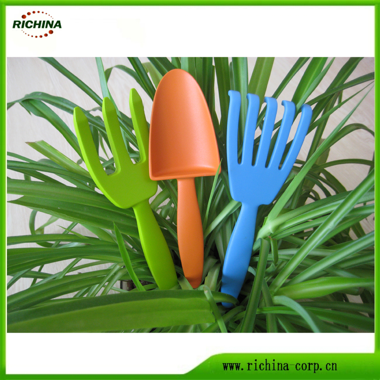 Tools Gardening Plastic Set for Kids