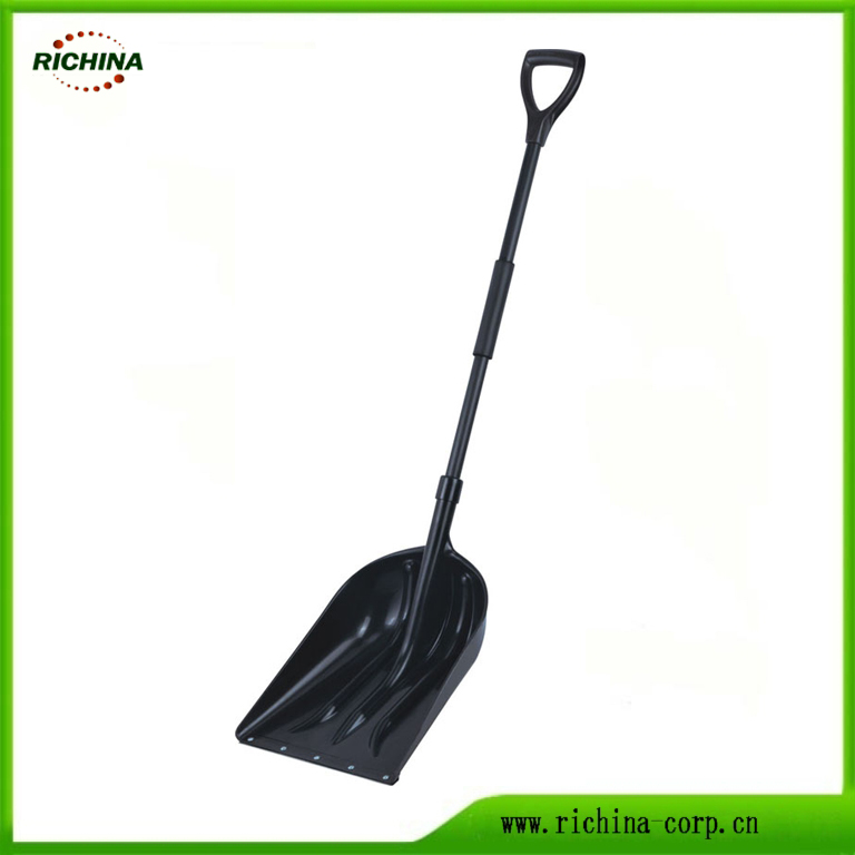 Handle Steel Poly Snow Scoop