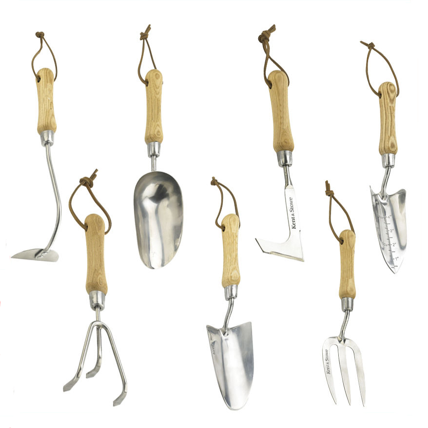 Stainless Steel Gardening Hand Tools Featured Image