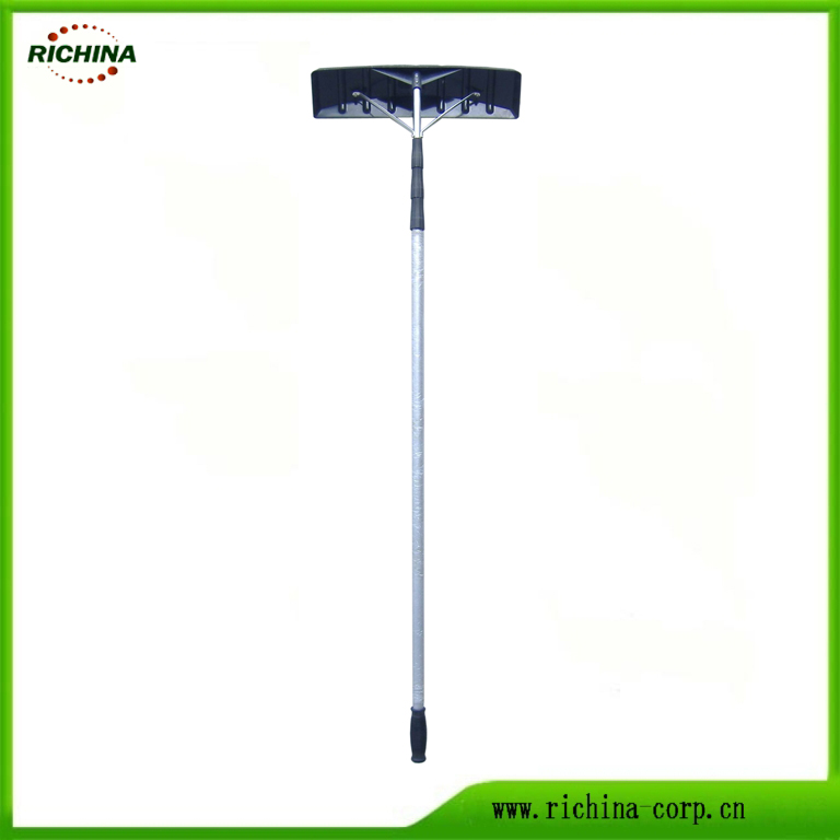 Twist Lock telescoping Snow Díon Rake