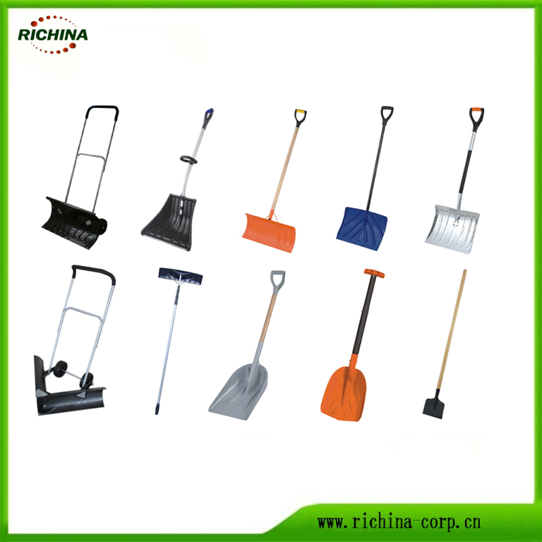 Short Lead Time for Snow Shovel Wheeled -