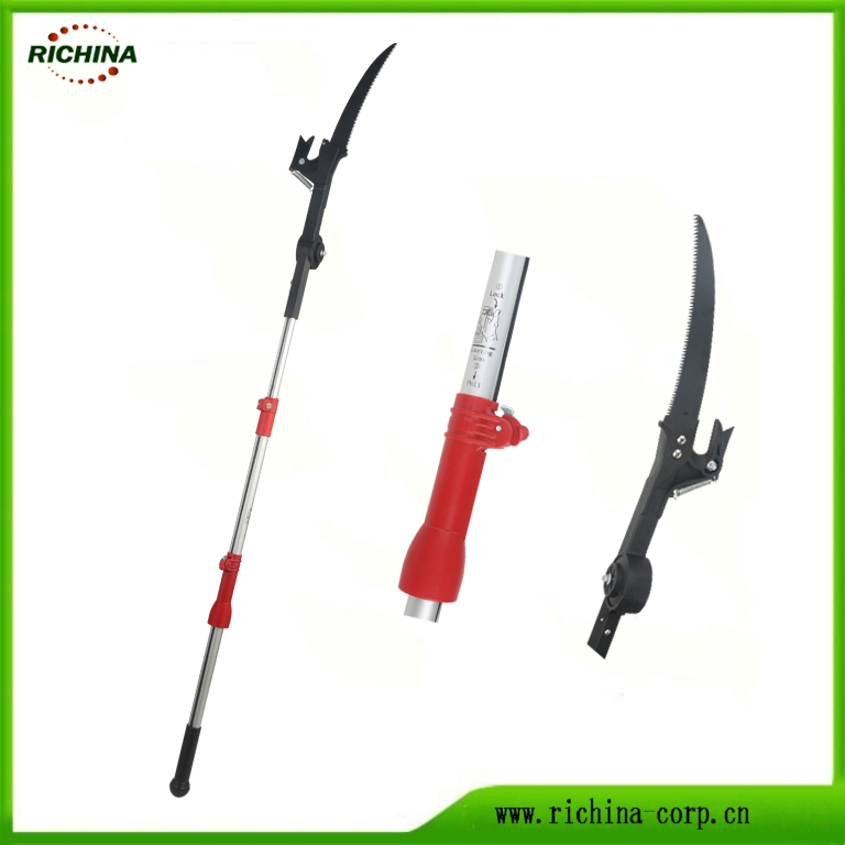 Telescopic Tree Pruner ndi Saw Tsamba