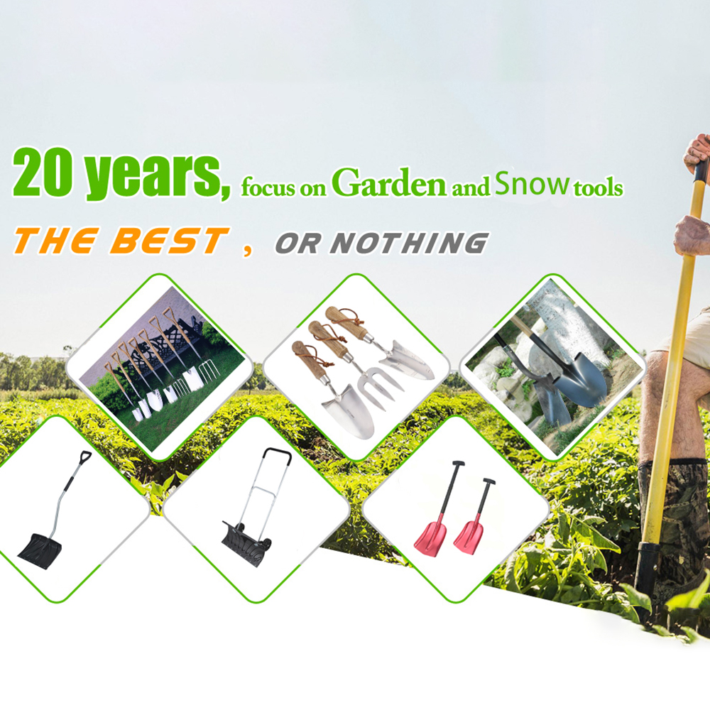 Otú na-Your Garden Tools na Great Ọdịdị
