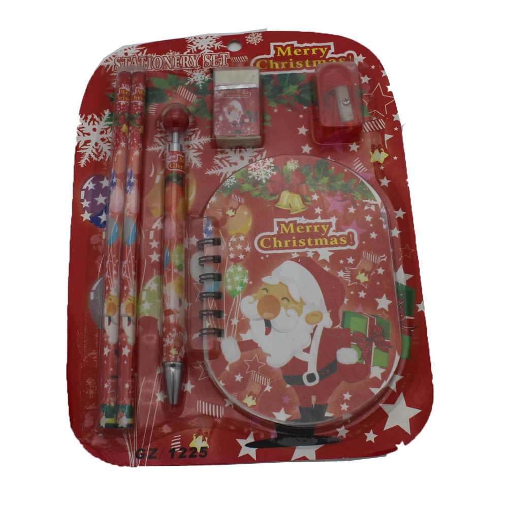 Stationery set for Christmas promotion