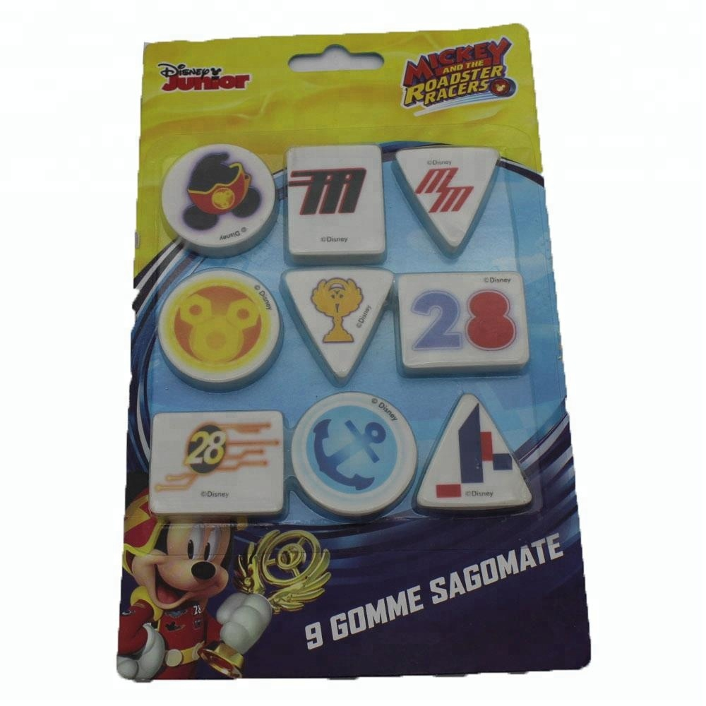 CHEAP ERASERS NUMBERS ERASER SET