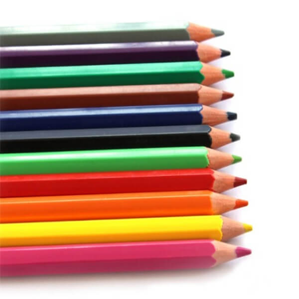 Plastic Color Pencils Featured Image