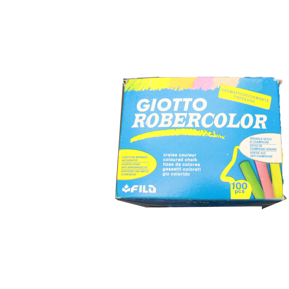 Best Price for Pictures Of Stationery Items - CH-R003 dustless color jumbo chalks – Ricky Stationery