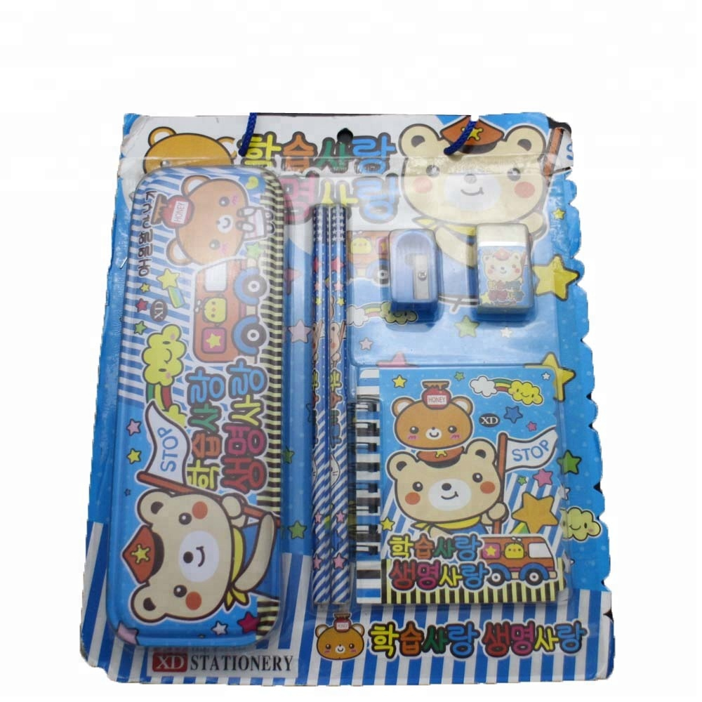 Original Factory Cheap Stationery Sets - ST-R013 Eco-friendly stationery set funny stationery set – Ricky Stationery