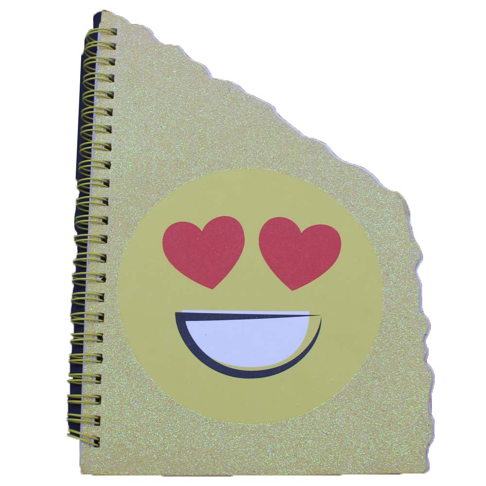 Factory directly supply Mesh Stationery Set - NB-R054 sprial notebook paper different cartoon shape – Ricky Stationery