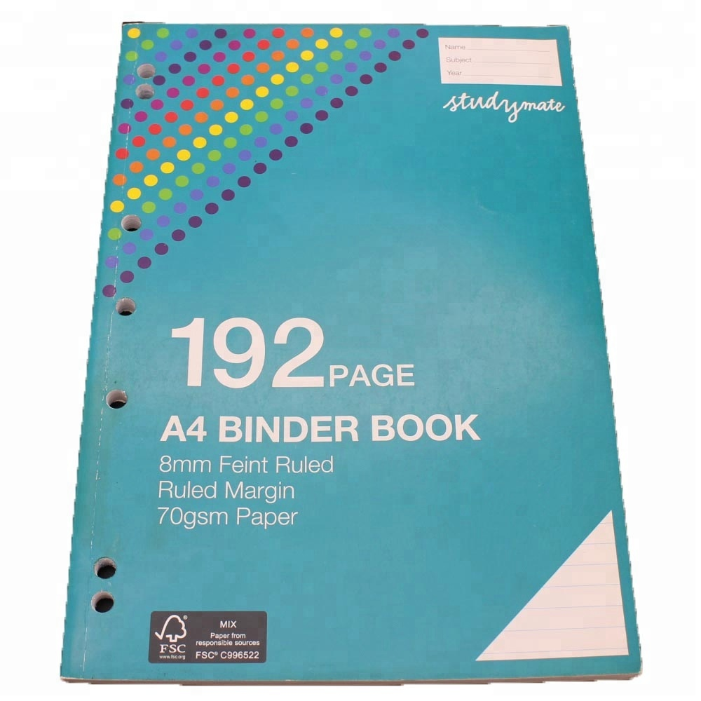 ST-R018 Binder Notebook papir