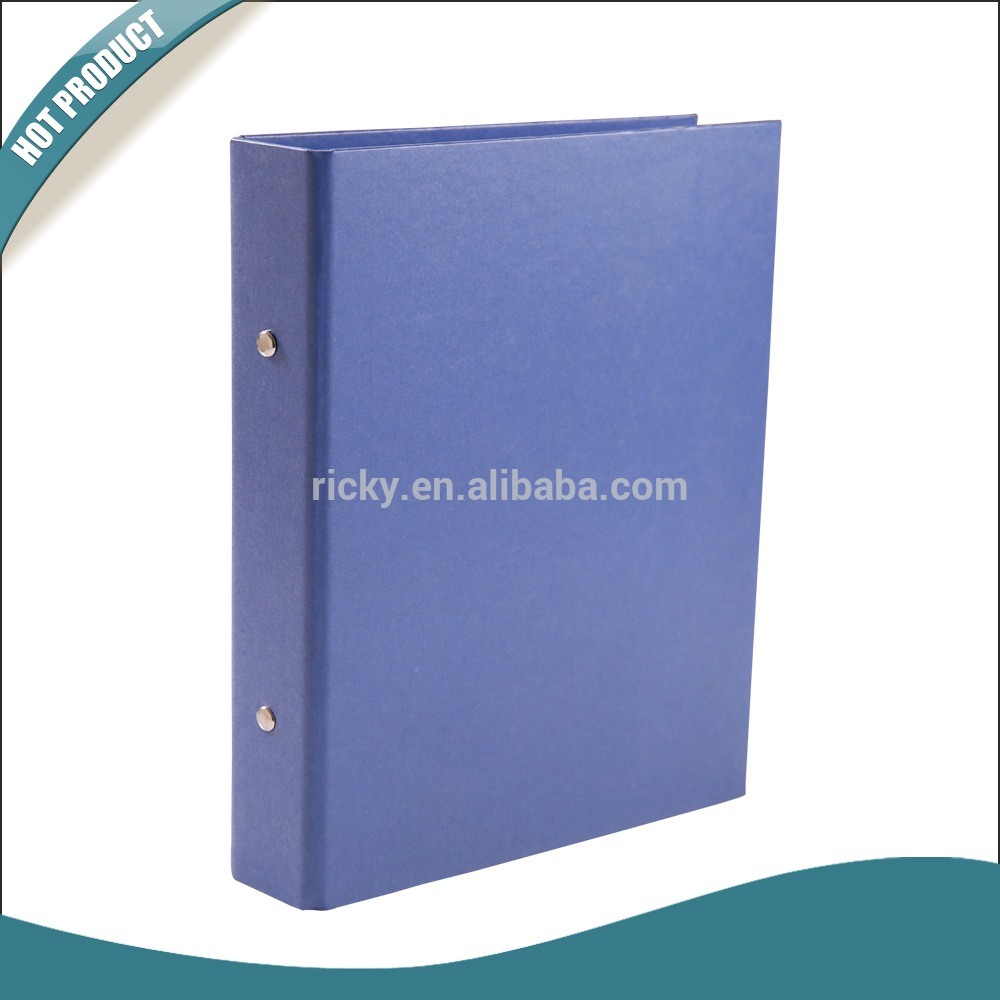 Ricky FF-R018 Printed cover A4 A5 FC 2 rings 4 rings ring binder