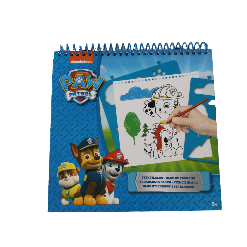 Kids Coloring Painting Drawing Book Printing cheap price custom