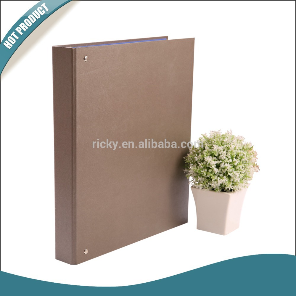 Renewable Design for Cheap Pen And Pencil Set - Ricky FF-R016 A4 paper ring binder – Ricky Stationery