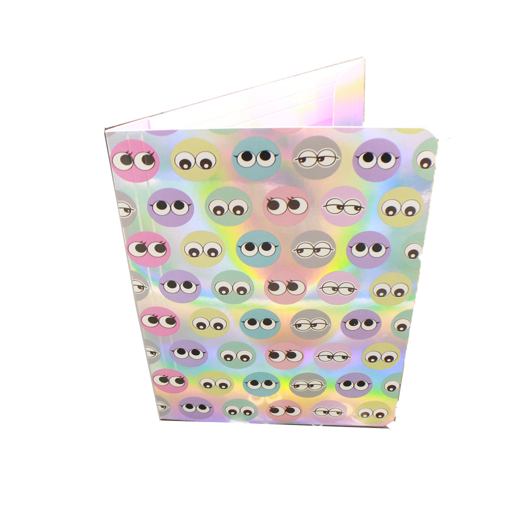 Wholesale Dealers of Custom Cover Cute Notebook - Ricky FF-R007 Alibaba Supplier custom made FC/A4/A5 wholesale cardboard ring binder factory – Ricky Stationery