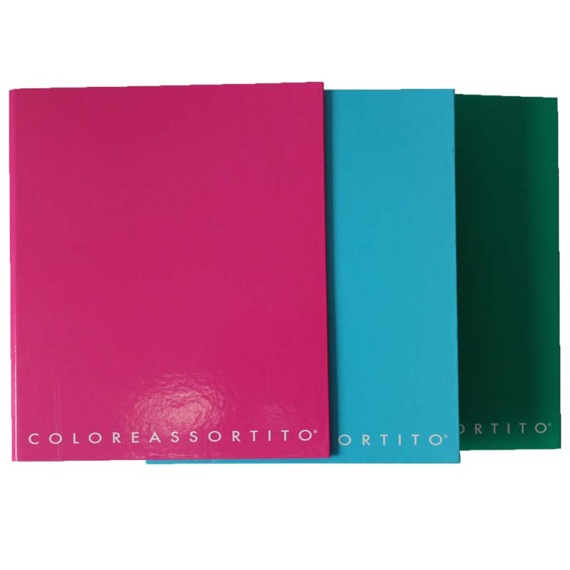 Ricky FF-R006 Alibaba Supplier custom made FC/A4/A5 wholesale four D ring ring binder factory