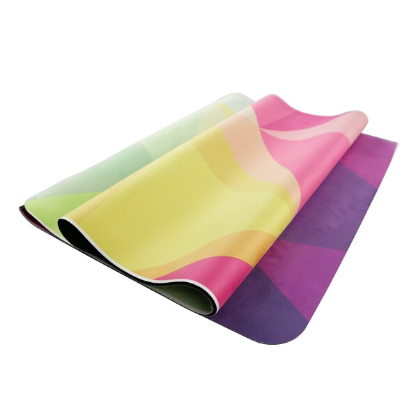 Custom Eco Friendly PU yoga mat non-slip