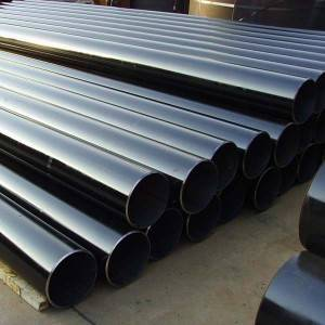 OEM China Carbon Construct Erw Steel Pipe -