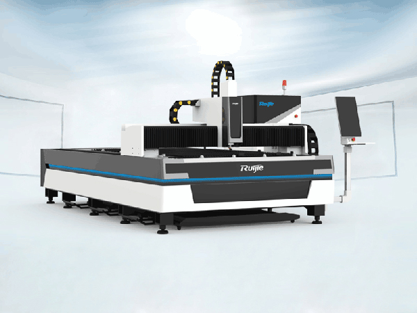 RJ-3015H Heavy Standard Open Type Fiber Laser Cutting Machine