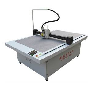 Good User Reputation for Automatic Pvc Pipe Cutting Machine - Sewing Template Cutting Machine-MC01 – RUKING ELECTRICAL